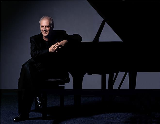 Daniel Barenboim, pianist