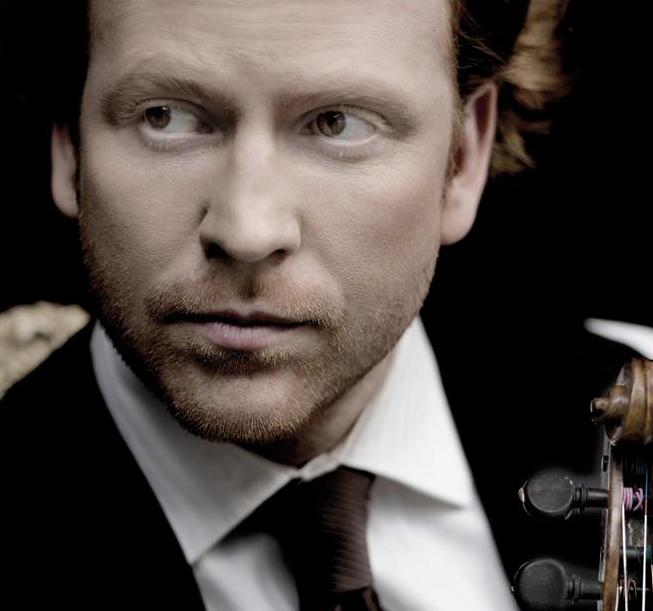 Daniel Hope, violinist