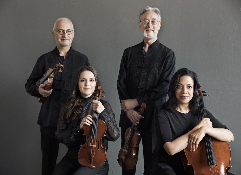Juilliard String Quartet, string quartet