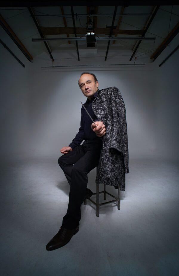 Frédéric Chaslin, conductor