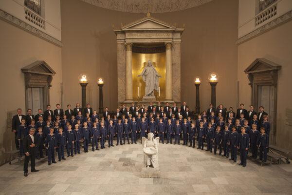 Københavns Drengekor/Copenhagen Royal Chapel Choir