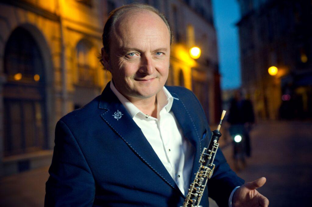 Francois Leleux, oboist