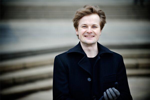 Håkon Daniel Nystedt, conductor