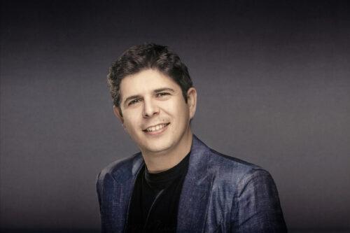 Javier Perianes, pianist