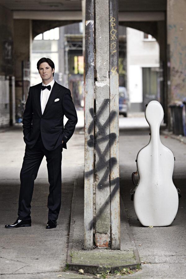 Daniel Müller-Schott, cellist