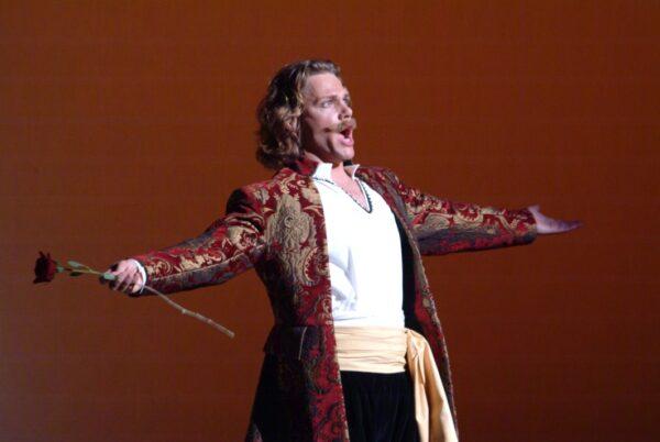 Palle Knudsen, baritone