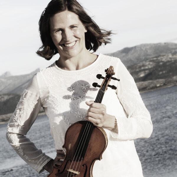 Cecilia Zilliacus, violinist
