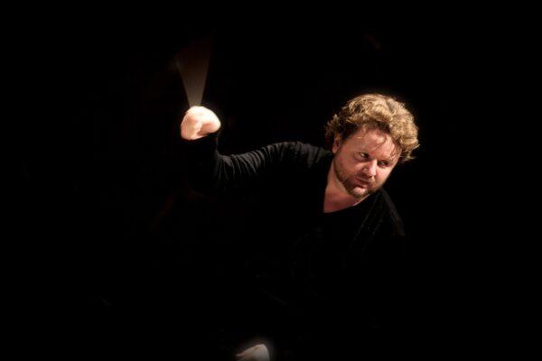 Jesper Nordin, conductor