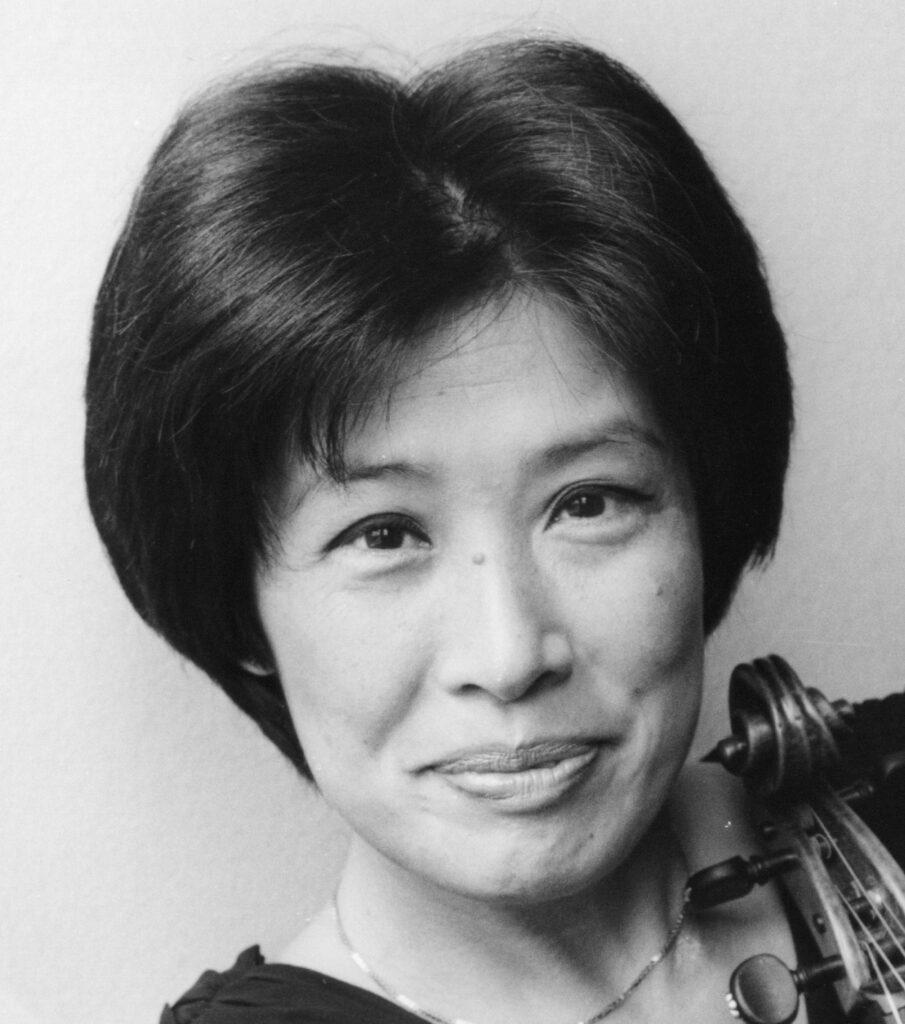 Nobuko Imai, violist