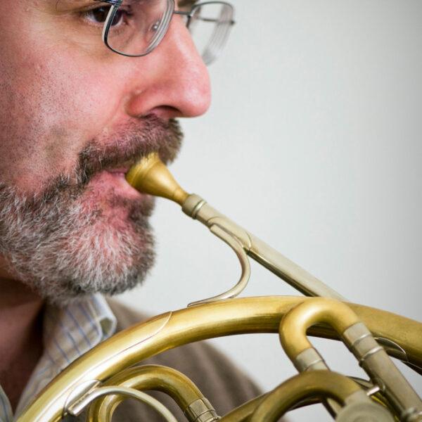 Radovan Vlatković, horn