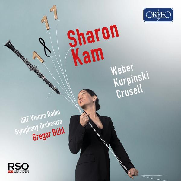 Weber, Kurpinski, Crusell Concertos Sharon Kam