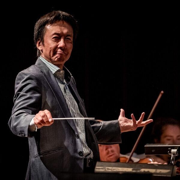 Maestro Toshiyuki Kamioka