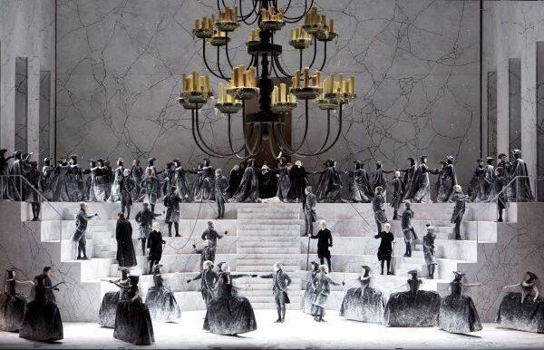 Andrea Chenier, KNO Korea National Opera (2015)