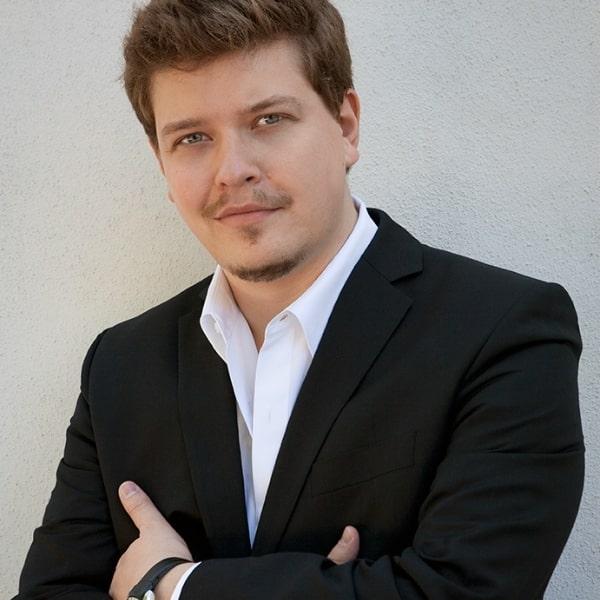 Adam Frandsen (portrait)